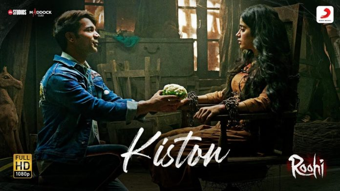 KISTON LYRICS – ROOHI | JUBIN NAUTIYAL