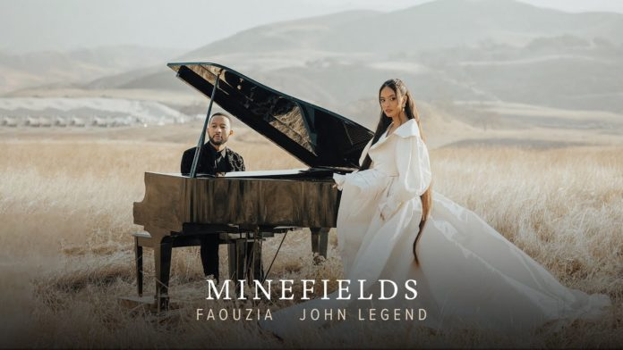 Minefields Lyrics – Faouzia x John Legend