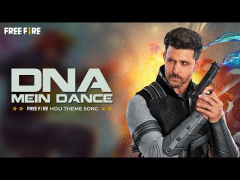 DNA Mein Dance Lyrics - Vishal & Shekhar | Hrithik Roshan