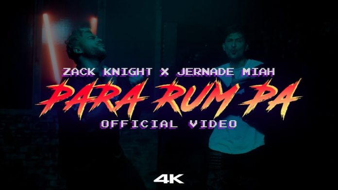 Para Rum Pa Lyrics – Zack Knight