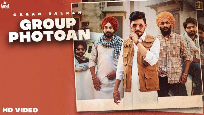GROUP PHOTOAN LYRICS – GAGAN BALRAN