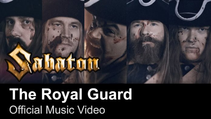 Sabaton - The Royal Guard Lyrics