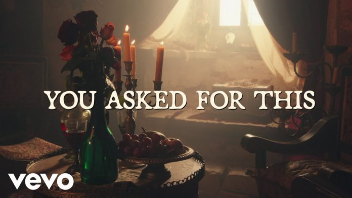 Halsey – You asked for this Lyrics