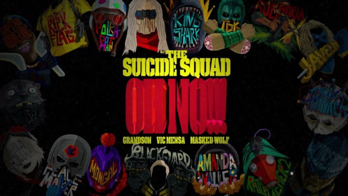 Oh No!!! lyrics - Grandson from (from The Suicide Squad)